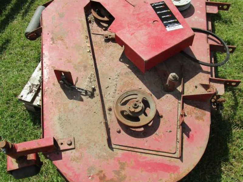 Frontmonteret klippebord / Front-mounted mower head - 2