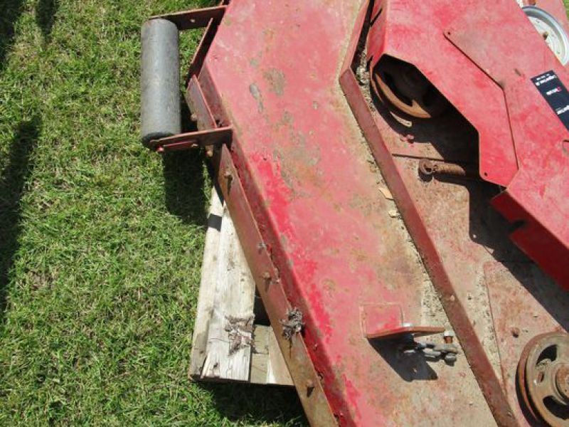 Frontmonteret klippebord / Front-mounted mower head - 3