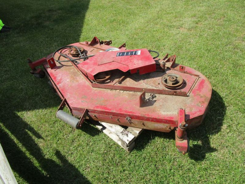 Frontmonteret klippebord / Front-mounted mower head - 4