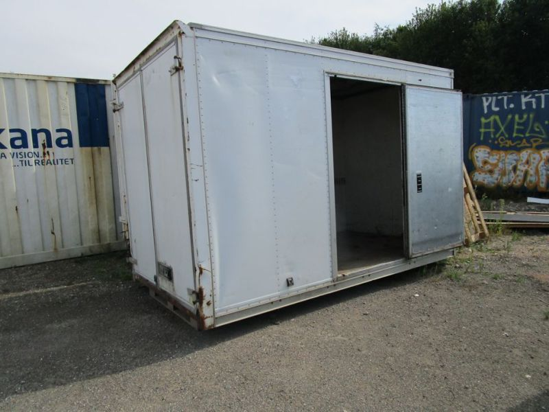 Kølecontainer 3,4 x 1,9 H. 2,2 meter / Refrigerated container 3.4 x 1.9 H. 2.2 meters - 0