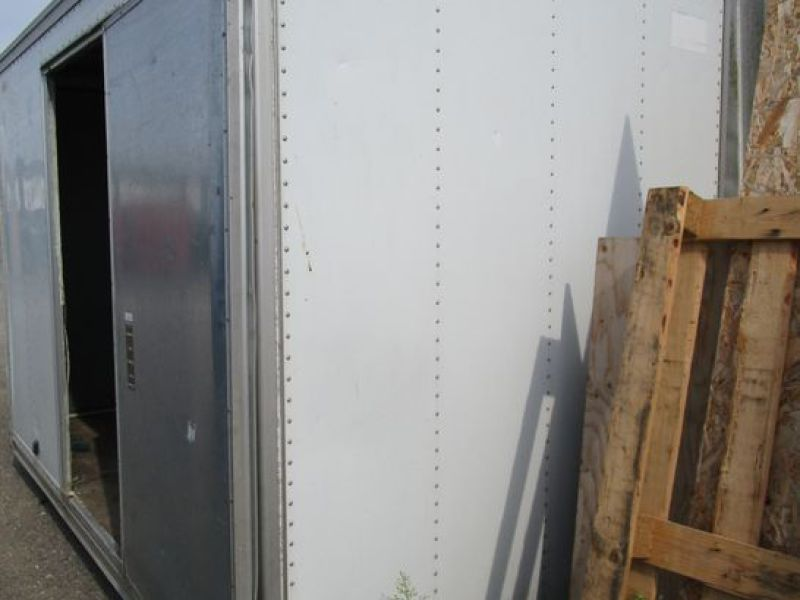 Kølecontainer 3,4 x 1,9 H. 2,2 meter / Refrigerated container 3.4 x 1.9 H. 2.2 meters - 8