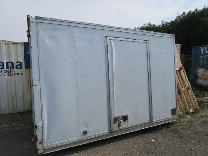 Kølecontainer 3,4 x 1,9 H. 2,2 meter / Refrigerated container 3.4 x 1.9 H. 2.2 meters - 12