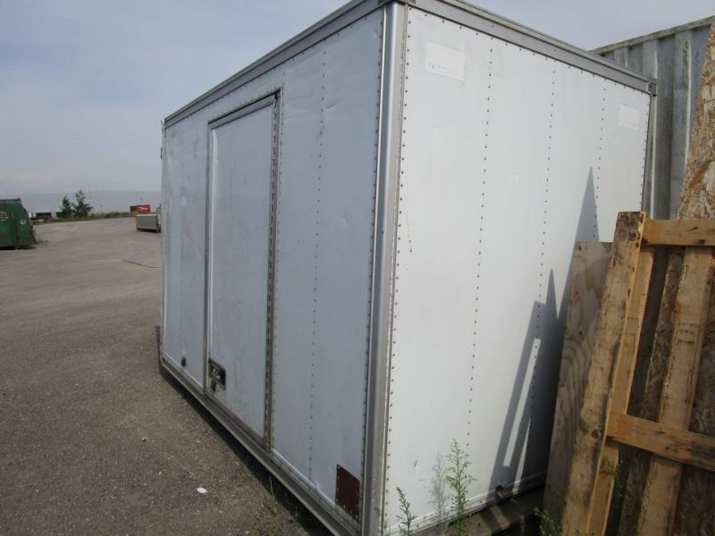 Kølecontainer 3,4 x 1,9 H. 2,2 meter / Refrigerated container 3.4 x 1.9 H. 2.2 meters - 13