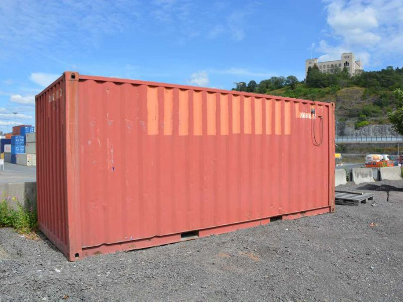 20 fot container  / Container 20 feet - 1