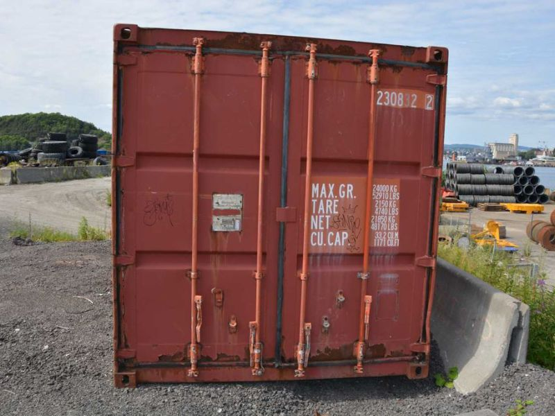 20 fot container  / Container 20 feet - 7
