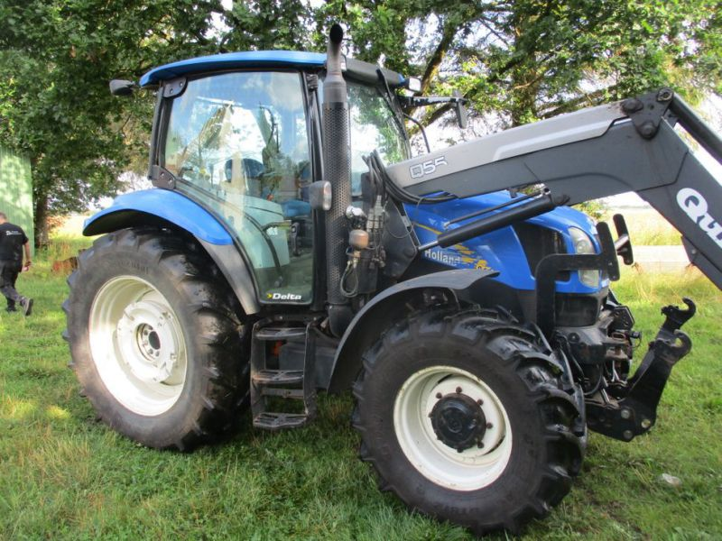New Holland T6010 Traktor / tractor - 0