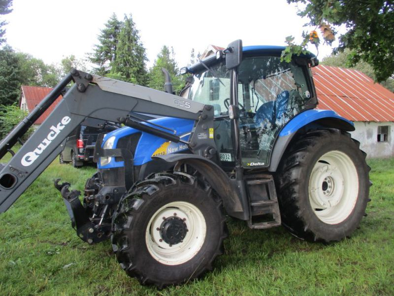 New Holland T6010 Traktor / tractor - 5