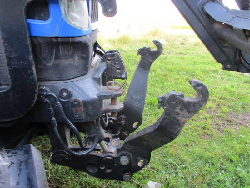 New Holland T6010 Traktor / tractor - 13