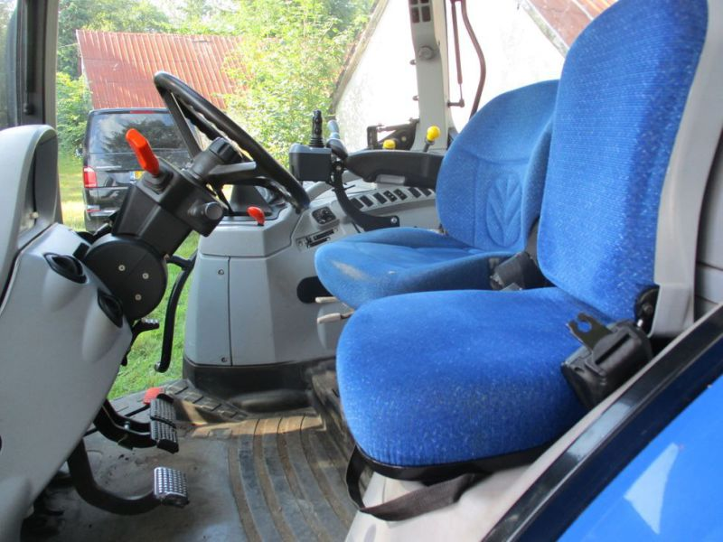 New Holland T6010 Traktor / tractor - 17