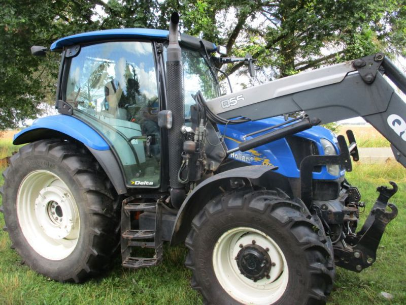New Holland T6010 Traktor / tractor - 36