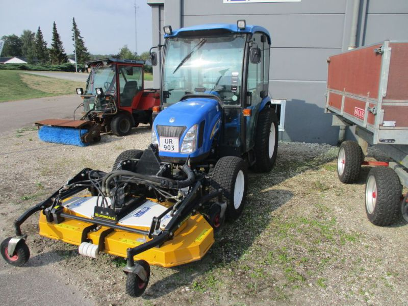 New Holland TC 35 DA traktor / tractor - 7