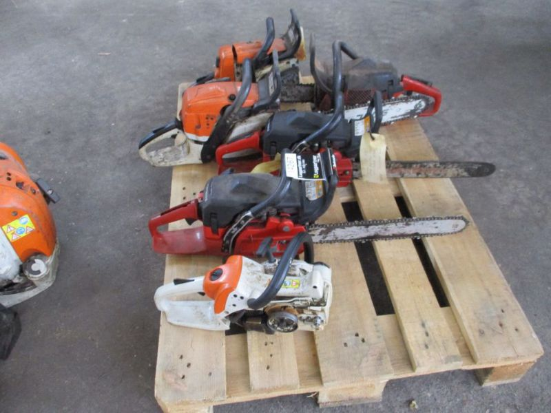 6 stk. Motorsave Still Jonsereds / 6 pcs. Chainsaws - 2