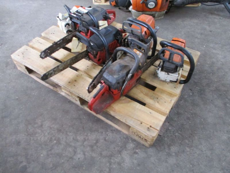 6 stk. Motorsave Still Jonsereds / 6 pcs. Chainsaws - 5
