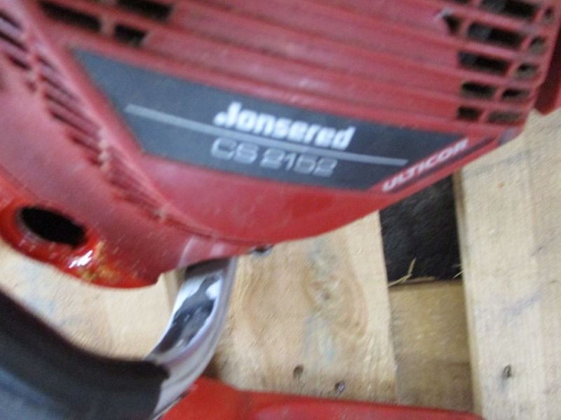6 stk. Motorsave Still Jonsereds / 6 pcs. Chainsaws - 7