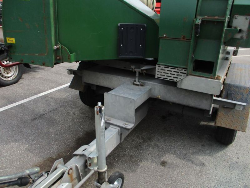 Flishugger NHS 220 MS med Hatz Dieselmotor./ wood chipper with diesel engine  - 27