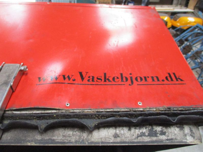 Vasker til maskindele med Spuler/varme / Washing machine for spareparts - 16