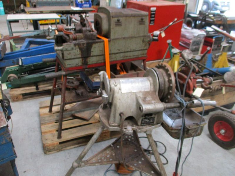 Skæremaskiner gevind Rodgid 2 stk / Cutting machines 2 pcs. - 1