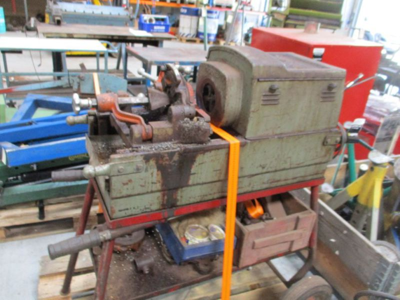 Skæremaskiner gevind Rodgid 2 stk / Cutting machines 2 pcs. - 10