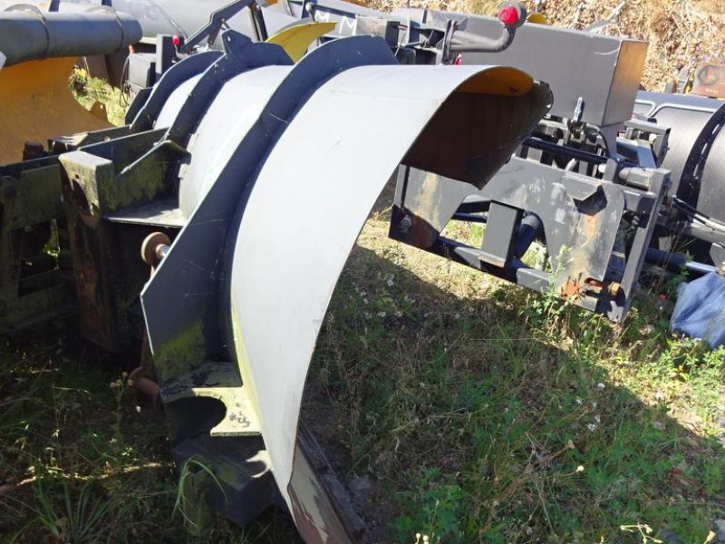Rimas sneplov med fæste til rendegraver / snow plow with attachment for backhoe - 4