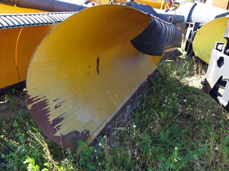 Rimas sneplov med fæste til rendegraver / snow plow with attachment for backhoe - 5