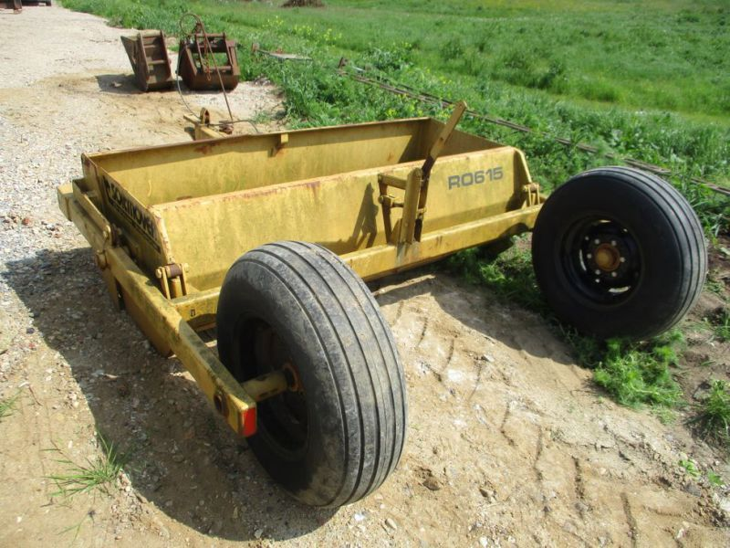 Jord sluffe Soil-Mover R 0615 / Bucket - 0