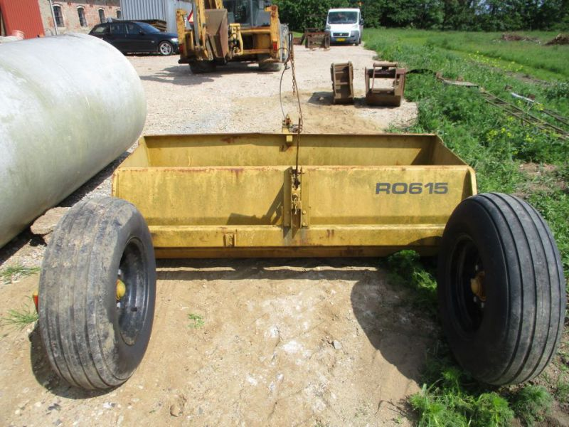Jord sluffe Soil-Mover R 0615 / Bucket - 1