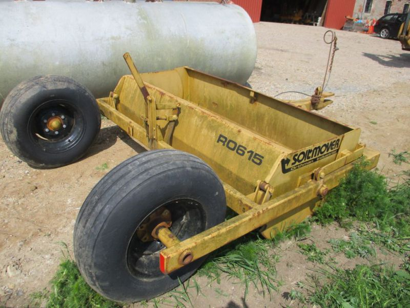 Jord sluffe Soil-Mover R 0615 / Bucket - 2