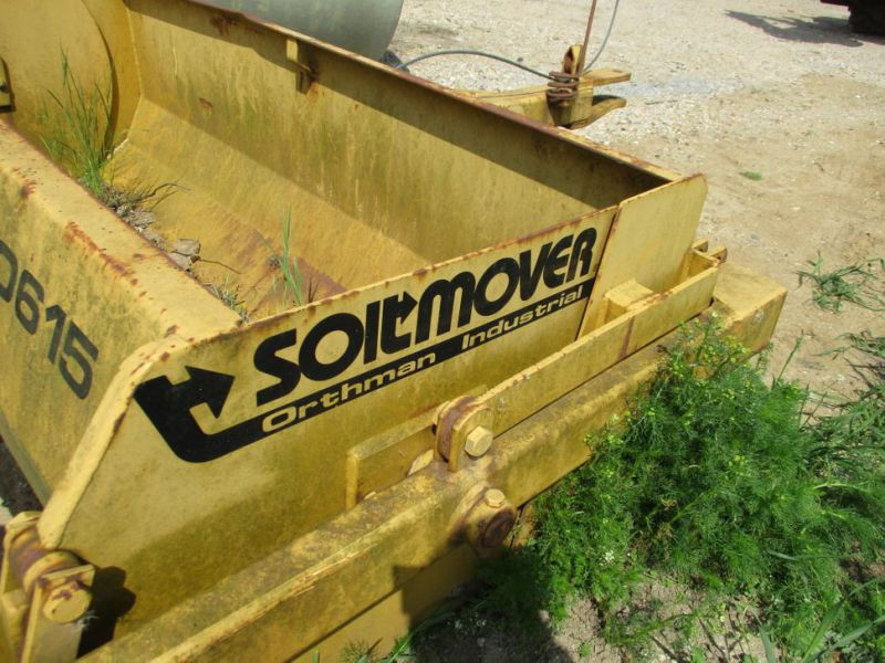 Jord sluffe Soil-Mover R 0615 / Bucket - 3