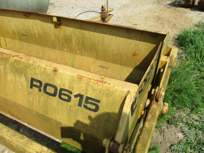 Jord sluffe Soil-Mover R 0615 / Bucket - 4