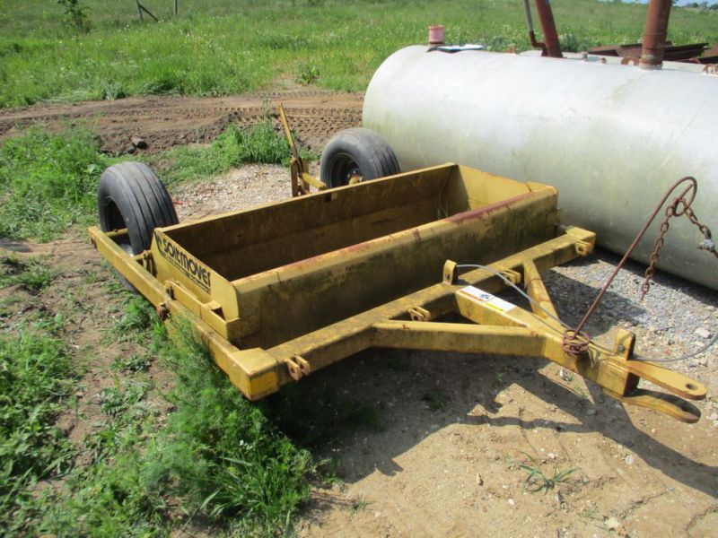 Jord sluffe Soil-Mover R 0615 / Bucket - 5