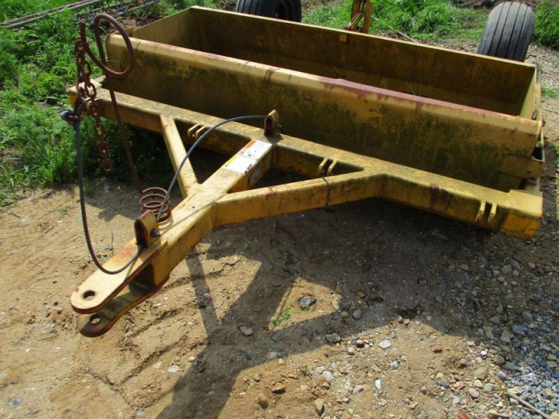 Jord sluffe Soil-Mover R 0615 / Bucket - 16