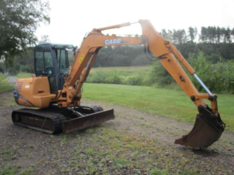 Case CX 50 Minigraver / mini excavator - 3