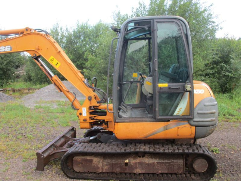 Case CX 50 Minigraver / mini excavator - 0