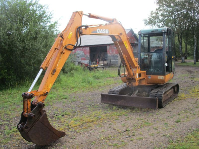 Case CX 50 Minigraver / mini excavator - 4