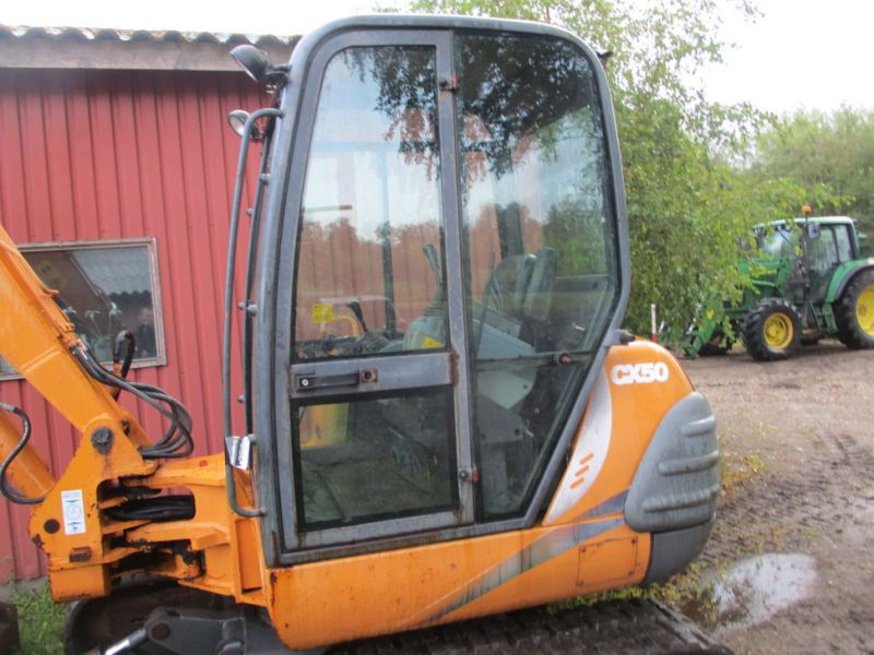 Case CX 50 Minigraver / mini excavator - 28