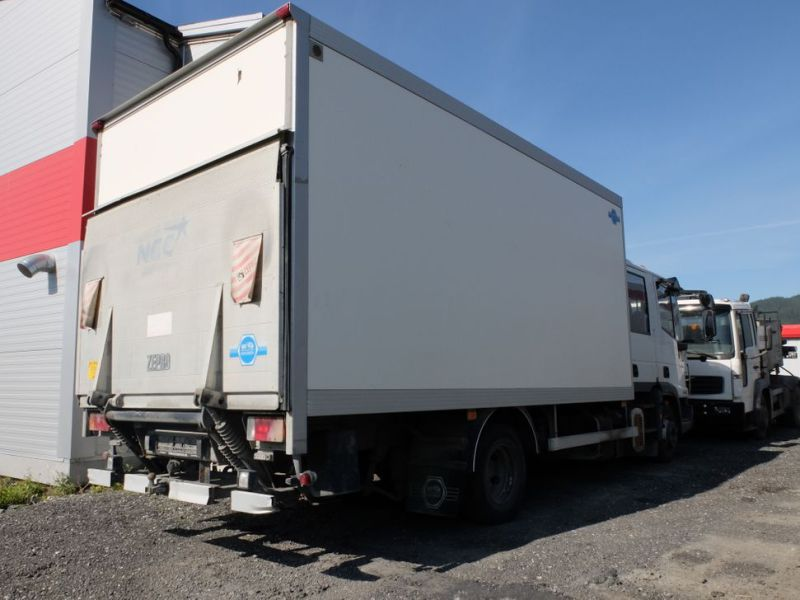 Iveco 80E22 2008. Skap-/ mannskapsbil / Iveco transport and personel. - 2