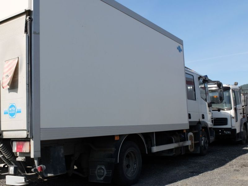 Iveco 80E22 2008. Skap-/ mannskapsbil / Iveco transport and personel. - 3
