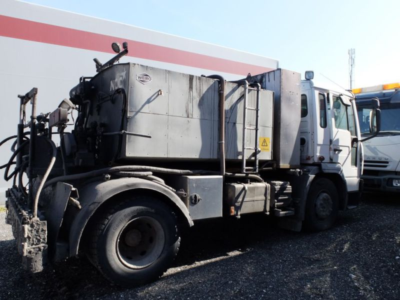 VOLVO FL6 2001-model Asfalt limsprøyte / with Asphalt Glue sprayer - 3