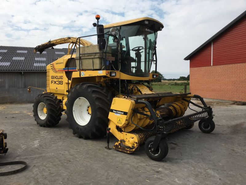 New Holland FX38 Finsnitter / Forage Harvester - 3