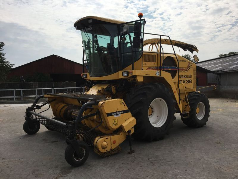 New Holland FX38 Finsnitter / Forage Harvester - 5