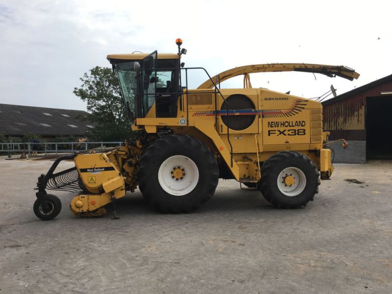 New Holland FX38 Finsnitter / Forage Harvester - 6