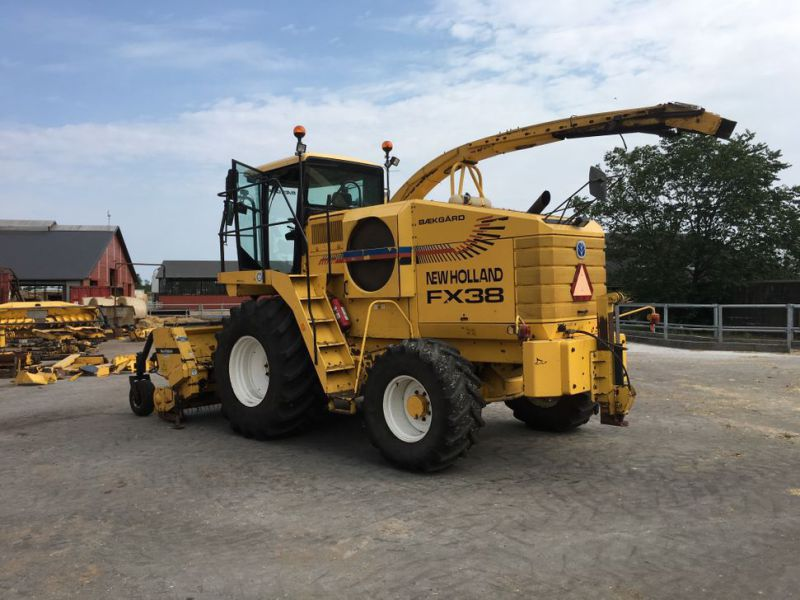 New Holland FX38 Finsnitter / Forage Harvester - 7