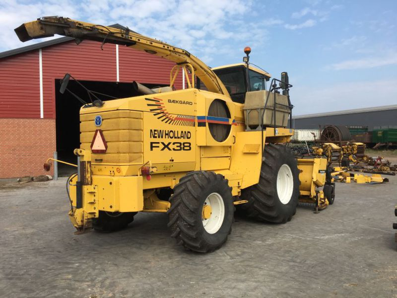 New Holland FX38 Finsnitter / Forage Harvester - 9
