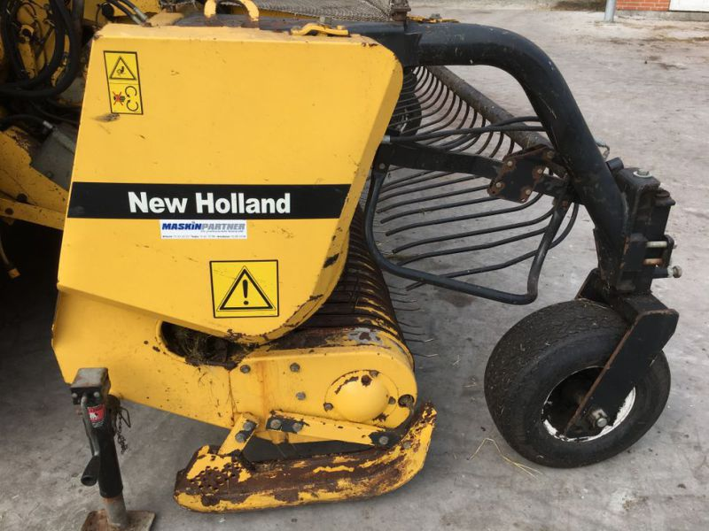 New Holland FX38 Finsnitter / Forage Harvester - 13