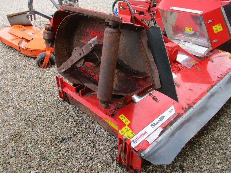 Trimax Stealth 340 rotorklipper / mower - 2