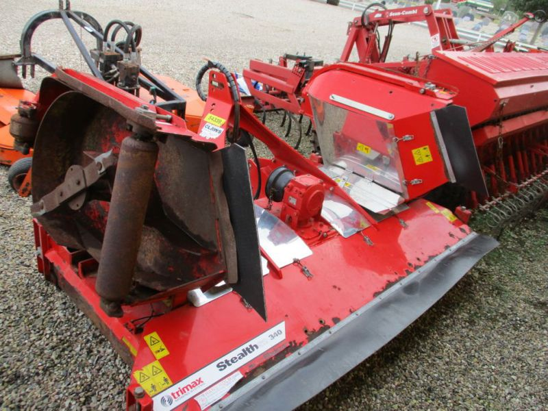 Trimax Stealth 340 rotorklipper / mower - 3