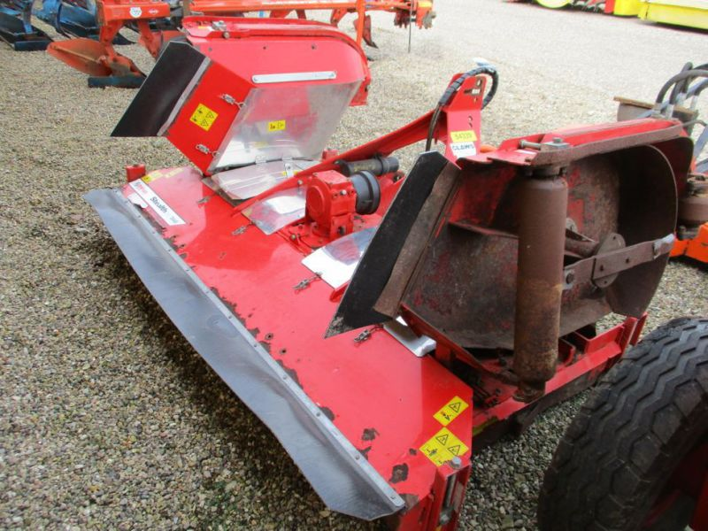 Trimax Stealth 340 rotorklipper / mower - 5