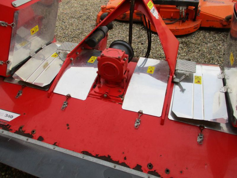 Trimax Stealth 340 rotorklipper / mower - 6