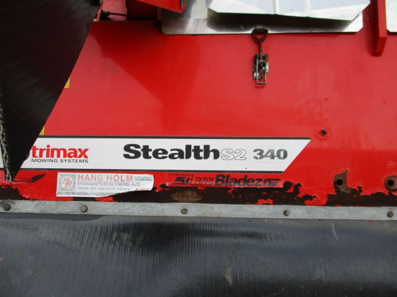 Trimax Stealth 340 rotorklipper / mower - 10