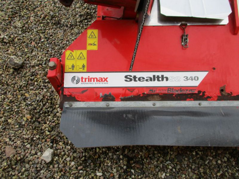 Trimax Stealth 340 rotorklipper / mower - 22